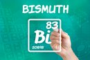 Nutritional Benefits of the Element Bismuth