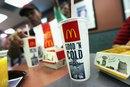 How Much Caffeine Is in McDonald's Sweet Tea?