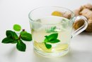 Mint Tea for Pregnancy Nausea