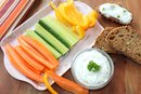 Healthy Yogurt Dips for Vegetables