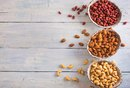 Shelled Nuts and Acid Reflux