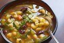 The Minestrone Soup Diet