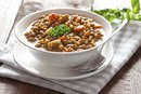 What Do I Put in With Lentils to Cook?