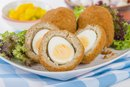 How Many Calories are in a Scotch Egg?