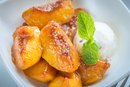 How to Caramelize Fruit in a Pan