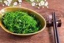 Vitamins in Seaweed