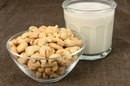 Benefits of Cashew Nut Milk