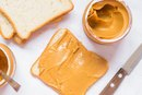 Nutrition in Peanut Butter Sandwiches