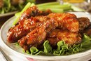 Fried Chicken Wings Nutrition