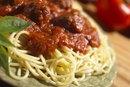Gastroenteritis from Pasta Sauce