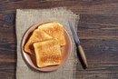 Grams of Sugar in White Bread