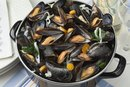 Calories in Mussels