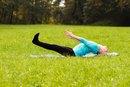 Six-Inch Leg Raise Exercises