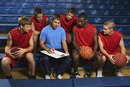 Basketball Substitution Rules