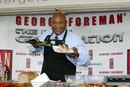 how to cook steak on george foreman