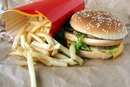 Negative Effects of Fast Foods