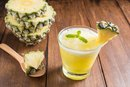 Fresh Pineapple Juice Calories