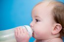 What Could Cause a Nine Month Old Baby to Start Gagging During Feeding?
