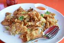 Nutritional Value of Fried Oysters