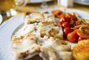 Nutritional Values for Monkfish