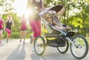 How to Calculate Calories Burned Running With a Jogging Stroller