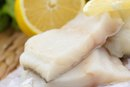 How to Cook Cod with Lemon in the Oven