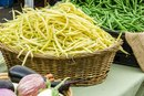 How to Cook Boiled Drained Yellow Snap Beans Without Salt