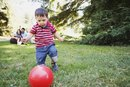 Outdoor Game Ideas for Kids Ages 1 to 4