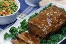 Adding Shredded Vegetables to Meatloaf
