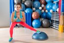 Half Stability Ball Exercises