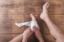 Rehab Exercises For A Broken Tibia Or Fibula Livestrong Com