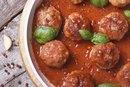 Meatballs Nutrition