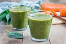 Green Health Drinks Vs. Eating Raw Vegetables
