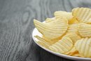 Nutrition Information for Baked Lays Chips