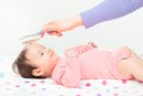 How to Treat Cradle Cap on the Face