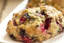 Calories in a Fruit Scone
