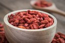 Calories in Dried Goji Berries