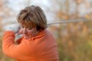 Golf Tips to Stop Lunging Forward on a Downswing