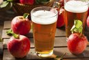 How Many Calories Are in Hard Apple Cider?
