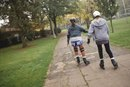 How to Rollerblade Downhill