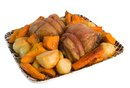 Calories in Beef Rump Roast