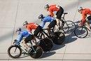 Track Cyclist Training