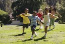 Social Skills Themed Games for  6-Year-Olds
