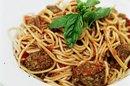 Spaghetti & Cholesterol