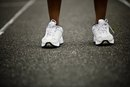 The Effects of Shoe Weight on Running Speed
