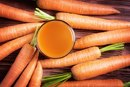 What Can Carrot Juice Do to Your Stomach?