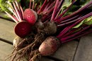 Nutrients & Vitamins in Beets