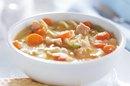 Diabetics & Chicken Noodle Soup