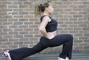 Hip Pain From Lunges