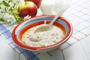 Protein & Oats as a Meal Replacement